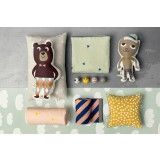 Ferm Living Mr. Bear kussen 26x50