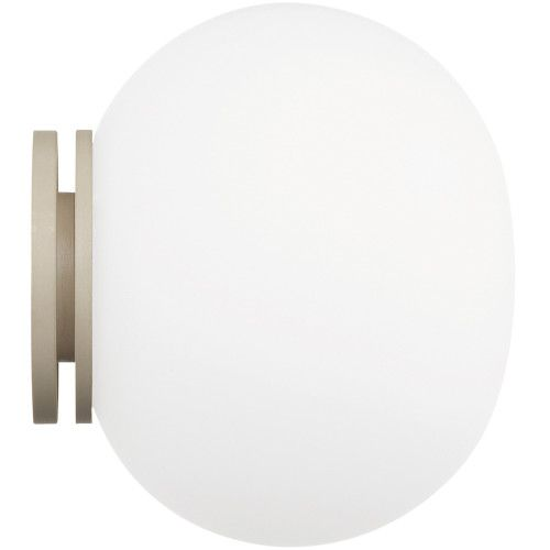 Flos Mini Glo-Ball C/W wandlamp