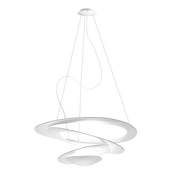 Artemide Pirce Mini Sospensione hanglamp LED wit 2700K - warm wit