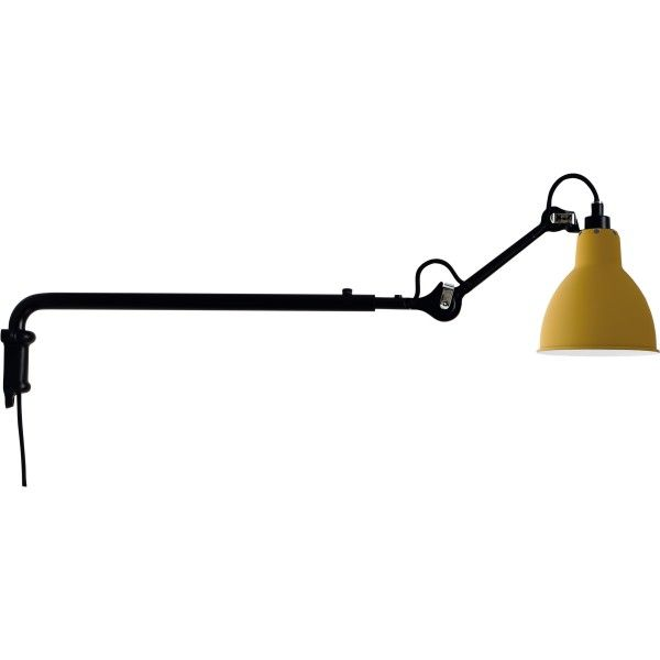 DCW éditions Lampe Gras N203 wandlamp