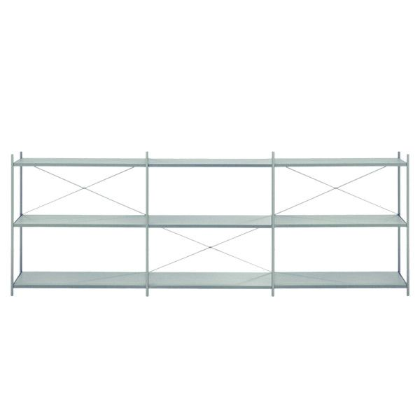 Ferm Living Punctual shelving system stellingkast 3x3