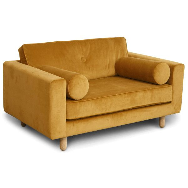 FÉST Avenue Love Seat bank Seven 23 geel