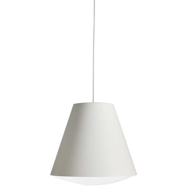Hay Outlet - Sinker hanglamp LED large wit, 4 meter snoer