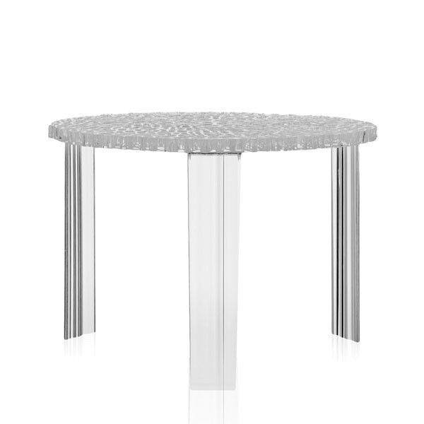 Kartell T-Table salontafel laag 50
