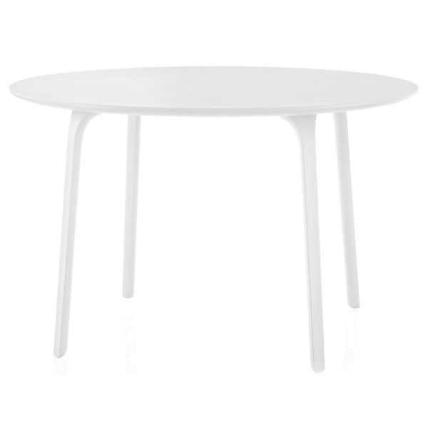 Tuintafel Rond 120.Magis Table First Tuintafel Rond 120 Outdoor