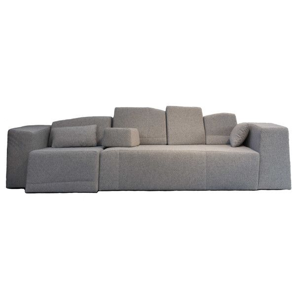 Moooi Something Like This Sofa tripple bank