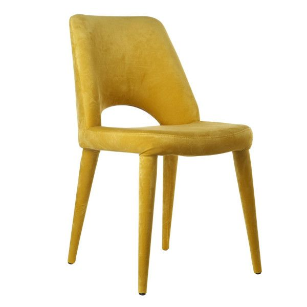 Pols Potten Outlet - Chair Holy stoel geel