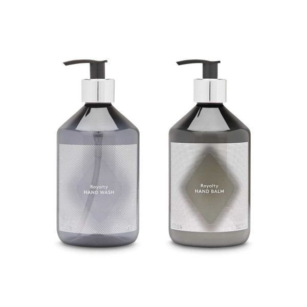 Tom Dixon Royalty Hand Duo giftset balm & wash