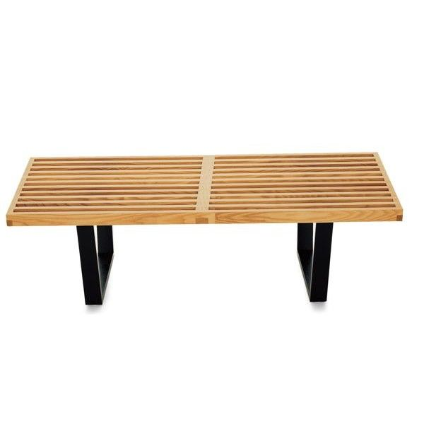 Vitra Nelson Bench bank medium 122x47