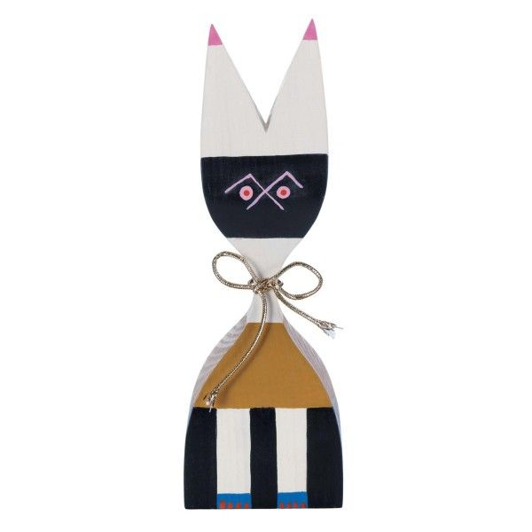 Vitra Wooden Dolls No. 9 kunst