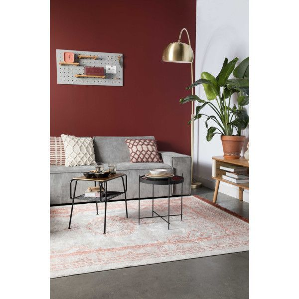 Zuiver Outlet - Metal Bow vloerlamp messing