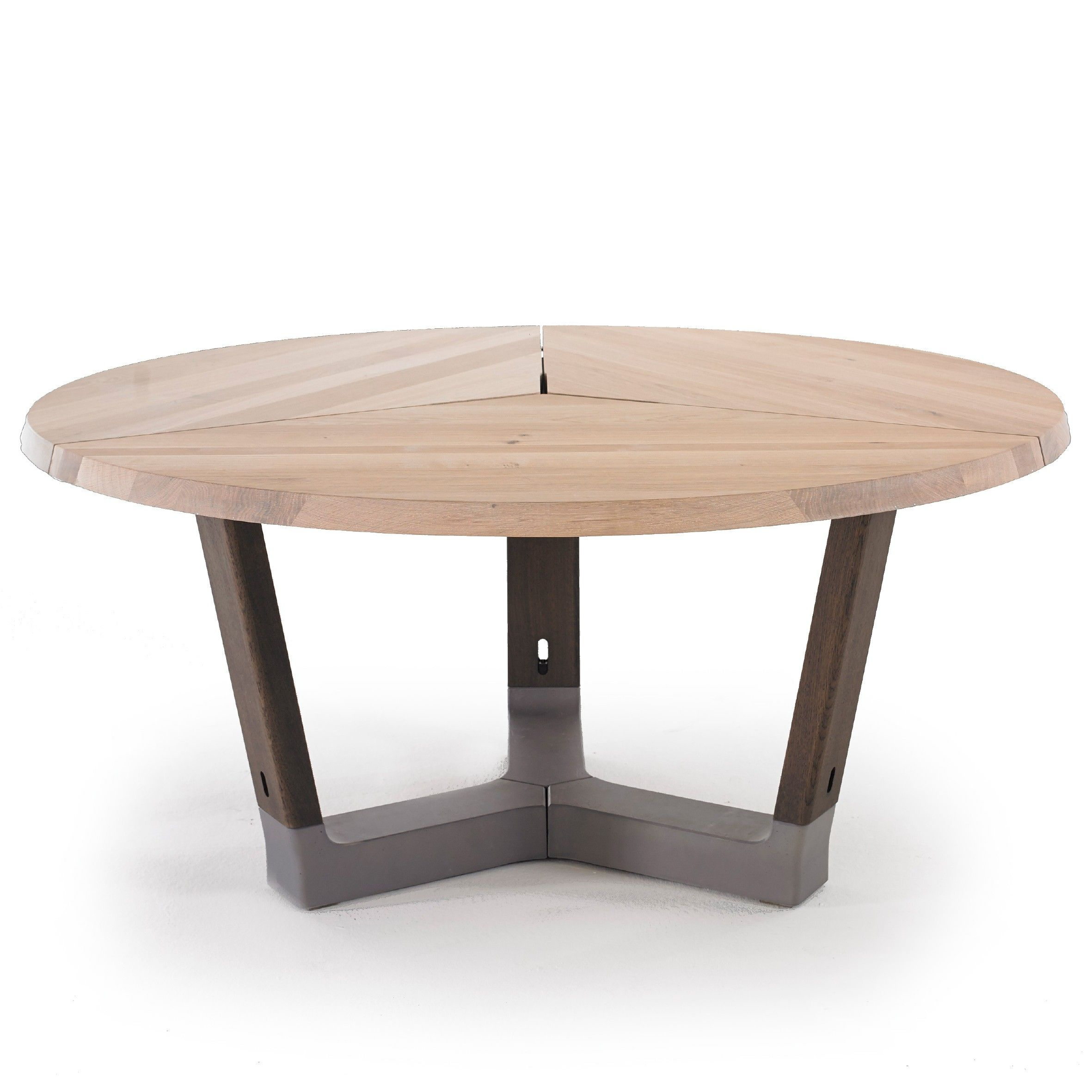 Arco base round tafel 160 flinders verzendt gratis for Table ronde 52 chimay