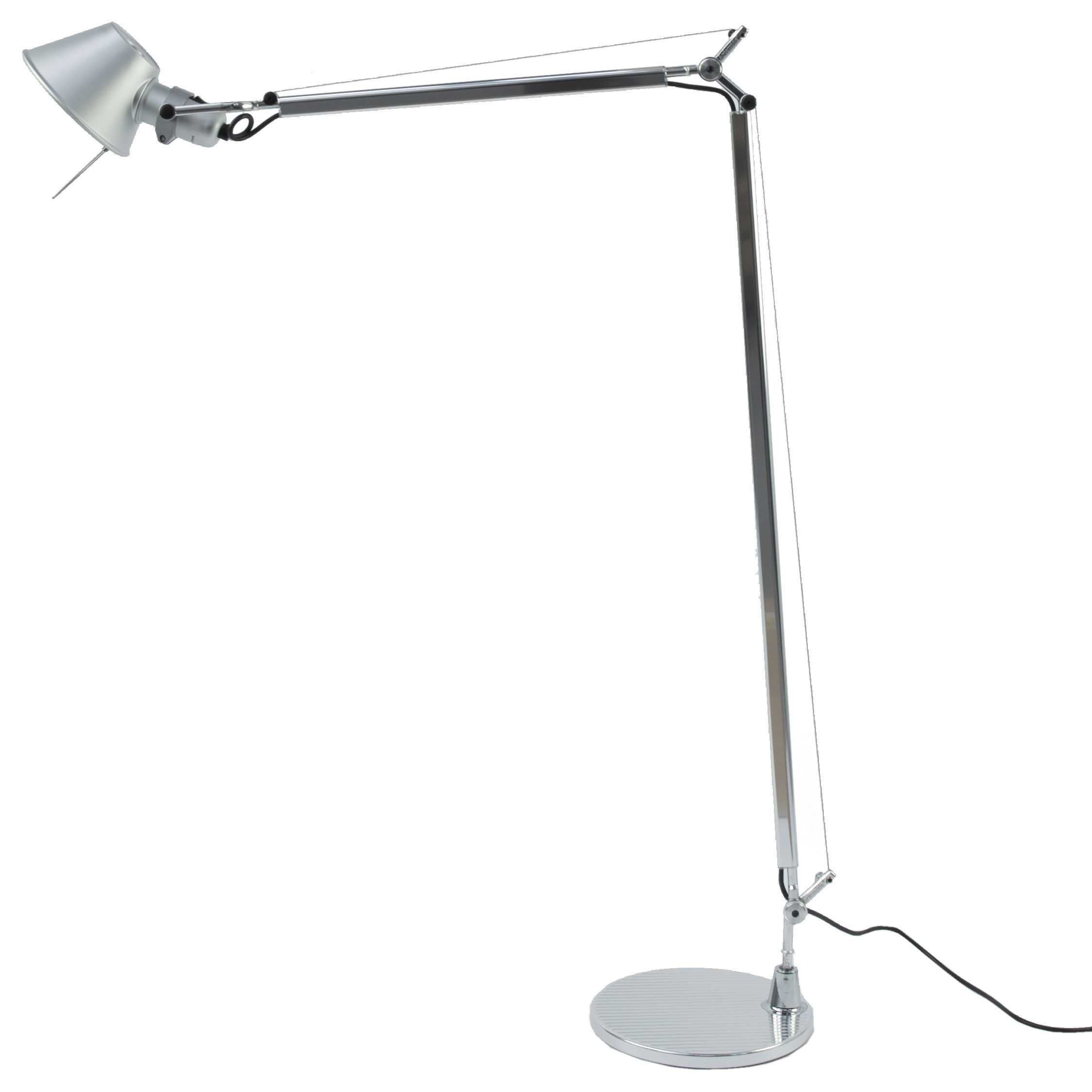 artemide tolomeo lettura vloerlamp led 3000k zacht wit. Black Bedroom Furniture Sets. Home Design Ideas