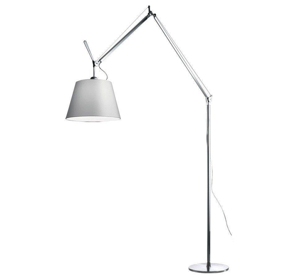artemide tolomeo mega terra vloerlamp led met toetsdimmer aluminium flinders verzendt gratis. Black Bedroom Furniture Sets. Home Design Ideas
