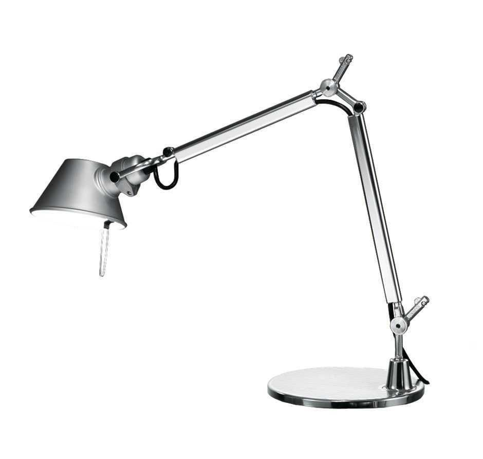 artemide tolomeo micro led bureaulamp met voet flinders verzendt gratis. Black Bedroom Furniture Sets. Home Design Ideas