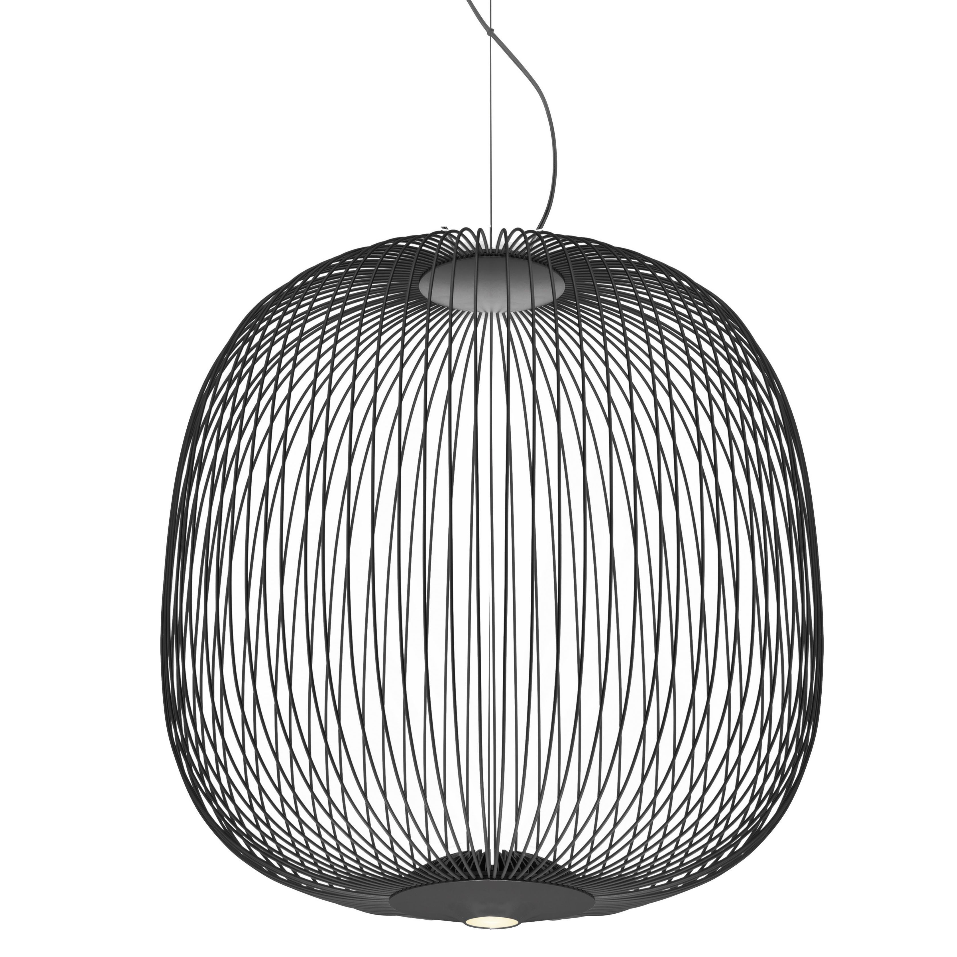 foscarini spokes 2 hanglamp led flinders verzendt gratis. Black Bedroom Furniture Sets. Home Design Ideas
