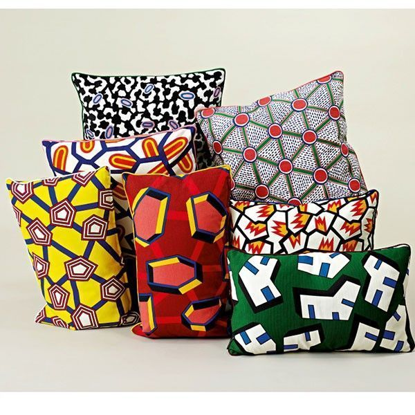 Hay Outlet - Embroidered Cushion Grey Matter kussenhoes 57x35