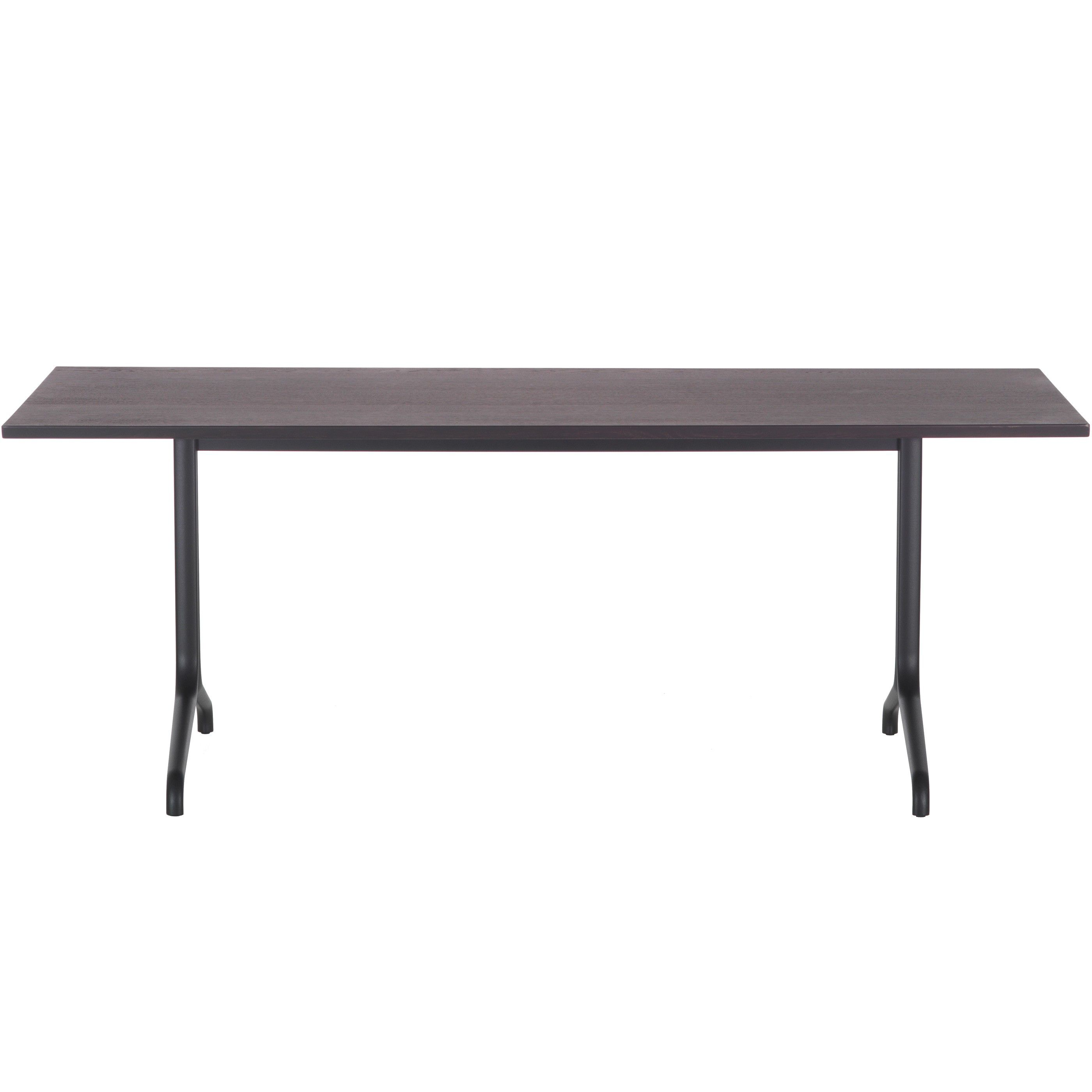 Tafelblad 200 X 80.Vitra Belleville Table Tafel 200x80