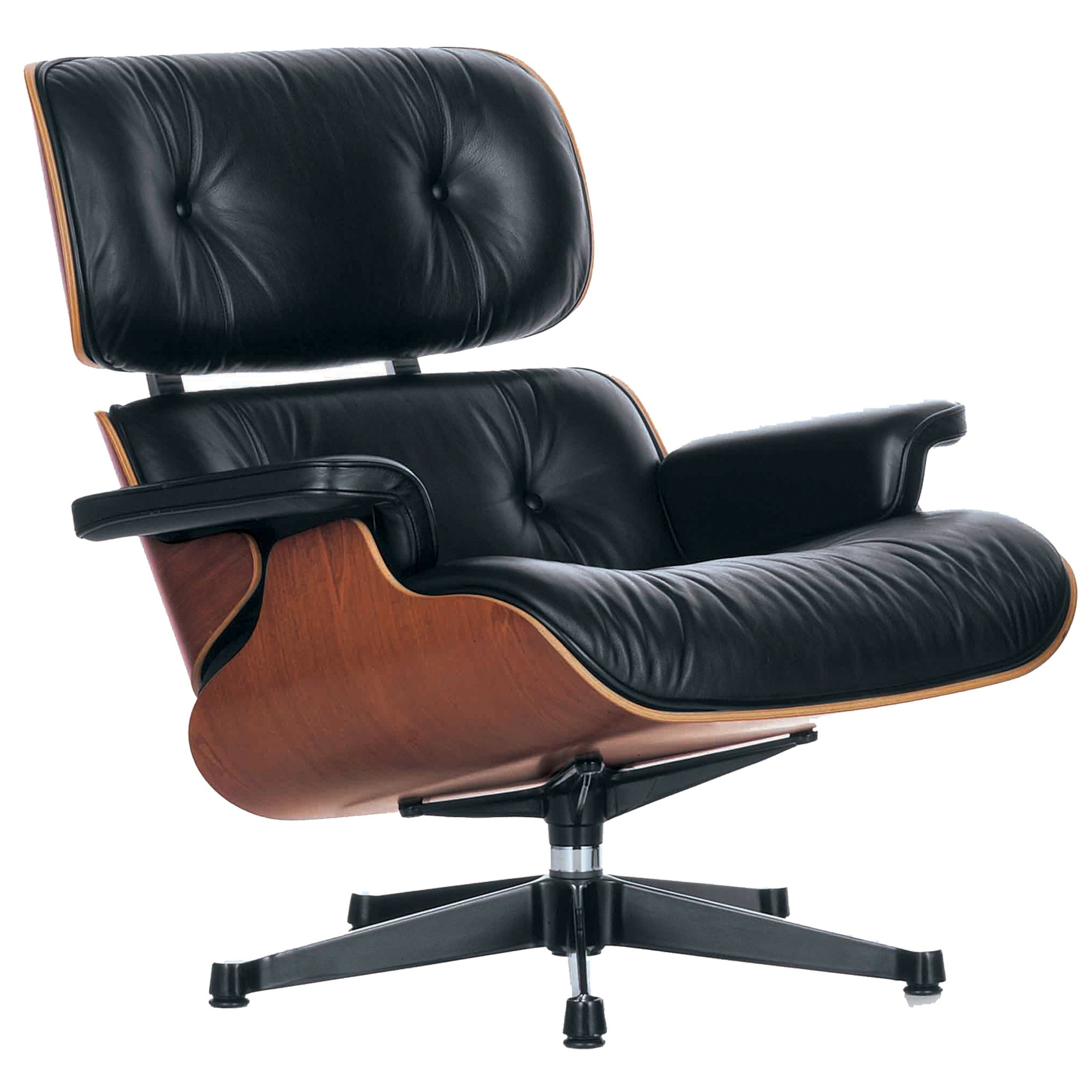 vitra eames lounge chair fauteuil kersenhout flinders verzendt gratis. Black Bedroom Furniture Sets. Home Design Ideas