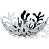 Alessi Mediterraneo fruit holder small zilver