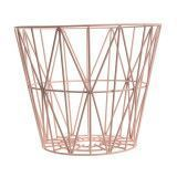Ferm Living Wire Basket opbergmand small