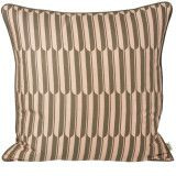 Ferm Living Arch kussen rose/brown 50x50
