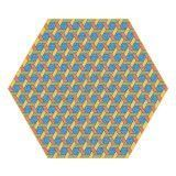Moooi Carpets Hexagon Carpet vloerkleed 400x347