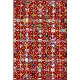 Moooi Carpets Obsession red vloerkleed 200x300