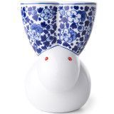 Moooi Delft Blue NO. 9 vaas rabbit