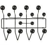 Vitra Hang it all kapstok Black Collection zwart