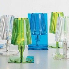 Kartell Take tafellamp