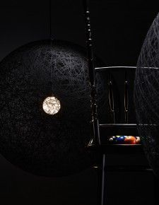 Moooi Random Light LED hanglamp large