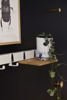 Vij5 Coatrack By The Meter kapstok met 2 haken