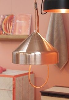 Vij5 Lloop Copper hanglamp