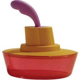 Alessi Ship Shape botervloot