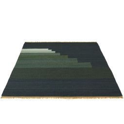 &tradition Showroommodel - Another Rug vloerkleed 200x300 green jade