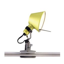 Artemide Outlet - Tolomeo Micro Pinza geel