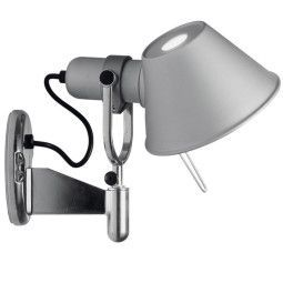 Artemide Outlet - Tolomeo faretto wandlamp halo met switch