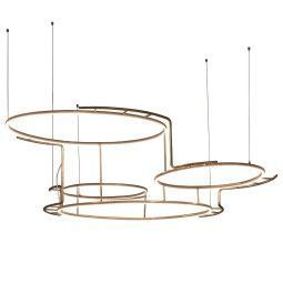 DCW éditions Broche L hanglamp LED