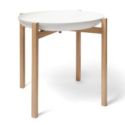 Design House Stockholm Tablo Oak High bijzettafel 52