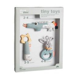 Done by Deer Tiny Activity giftset speelgoed