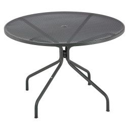 Emu Outlet - Cambi Round tuintafel 120 grijs