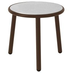 Emu Yard Coffee Table bijzettafel staal 50