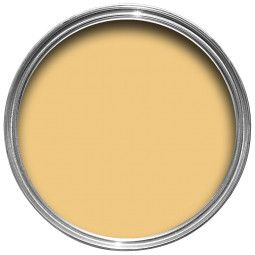 Farrow & Ball Hout- en metaalverf binnen Yellow Ground (218)