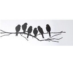 Ferm Living Love Birds muursticker