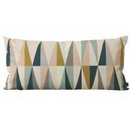 Ferm Living Spear multi kussen large 80x40