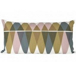 Ferm Living Mountain Lake kussen large 80x50