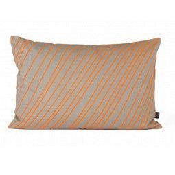 Ferm Living Striped Neon kussen
