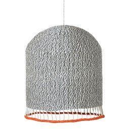 Ferm Living Braided hanglamp medium