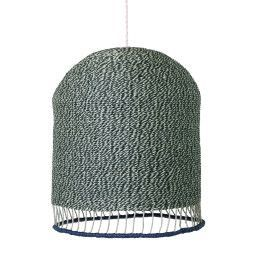 Ferm Living Braided hanglamp tall